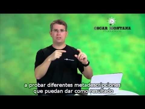 """@mattcutts nos explica con un vídeo; """"La importancia de las metatags para el #posicionamientoweb"""""""