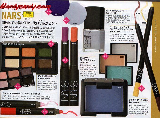 Все осенние коллекции макияжа 2013. Шопинг-лист. Fall 2013 Makeup Collections is one place! #makeup #fall2013