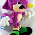 Evil Espio The Chameleon | Professor Layton Hat,Sonic 20th Anniversary Statue,TurboGrafx-16 Neon ...