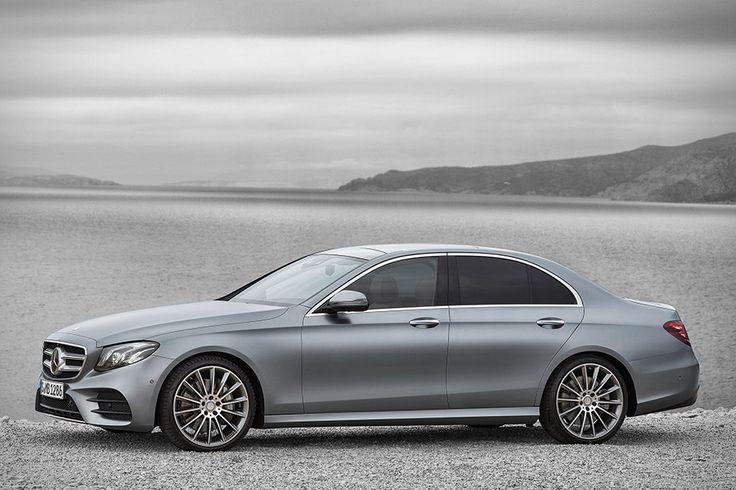 2017 Mercedes-Benz E-Class | Uncrate