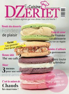 Dzeriet En Cuisine (Fr) N°40