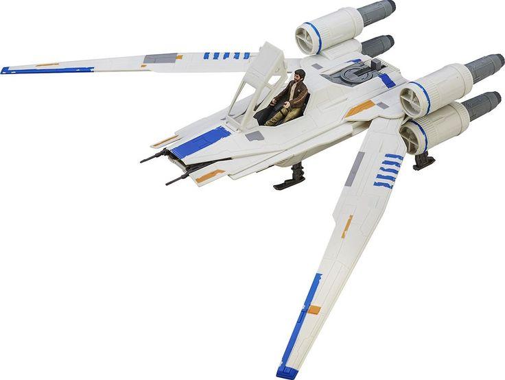 Hasbro - Star Wars: Rogue One Rebel U-Wing Fighter - Multi