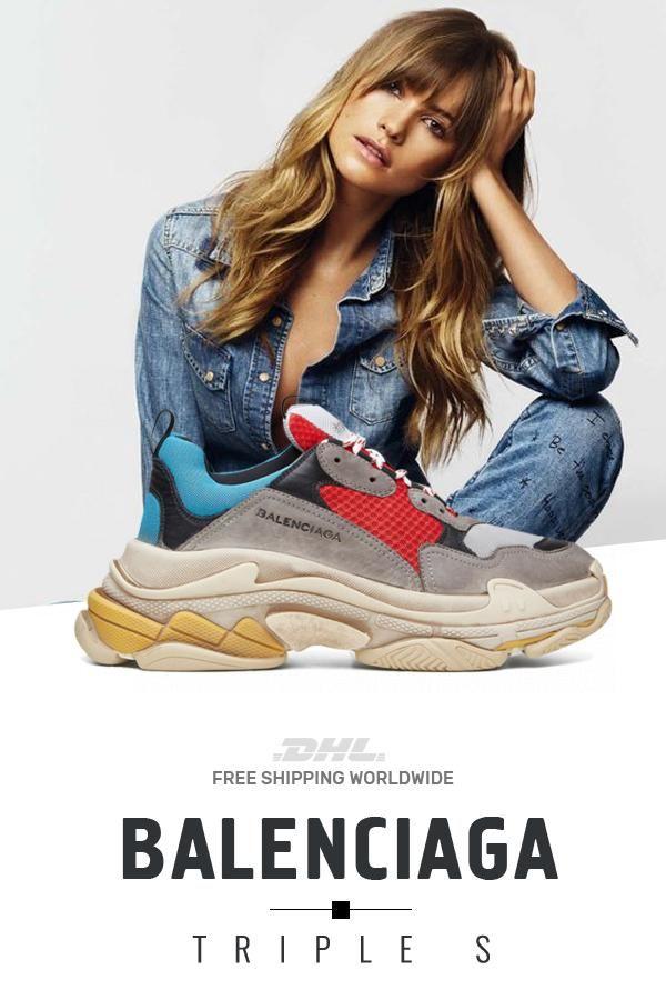 Order cheap Balenciaga Triple S