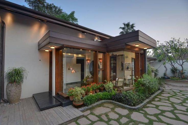 Busca imágenes de diseños de Jardín estilo Moderno de monica khanna designs…