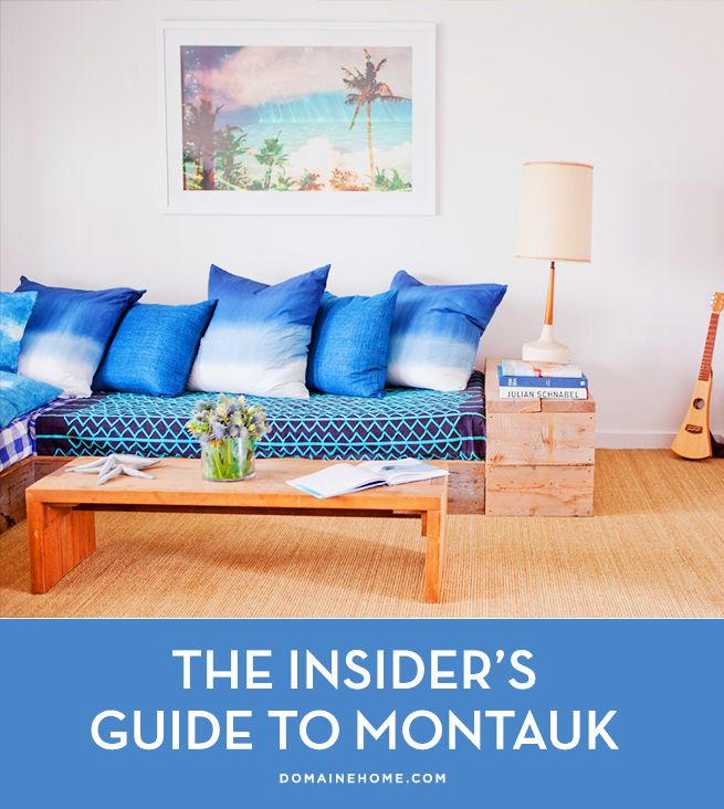 The Insider's Guide to Montauk // travel, The Hamptons, Summer