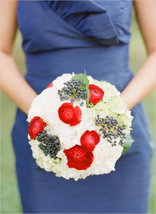 wedding bouquets bridesmaids 105 best americana wedding images on 8495