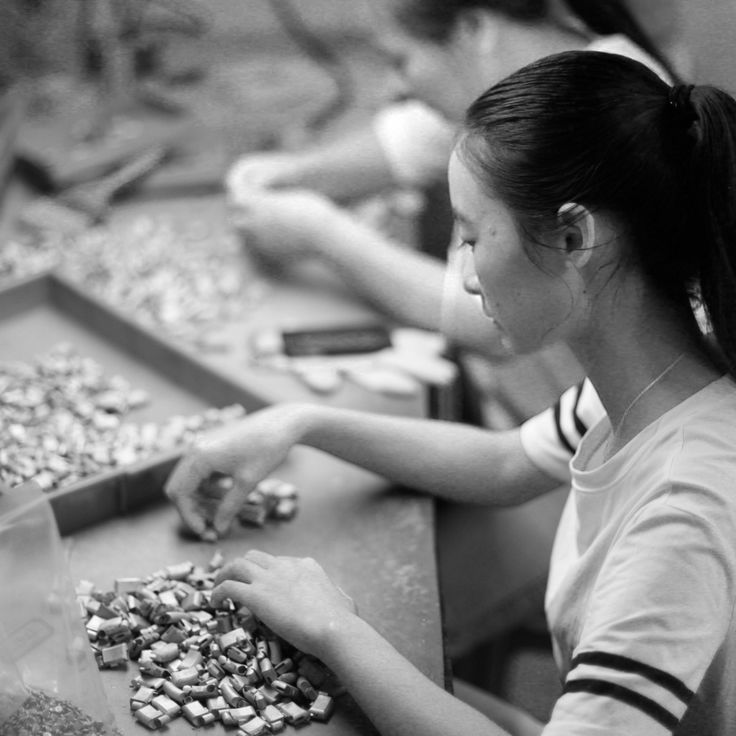 Since Edblad started in 2006 we have worked with a factory in China to produce our jewellery. The factory has grown with us and today...