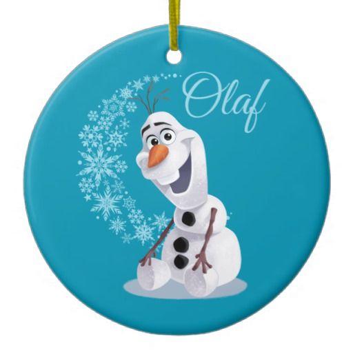 Olaf Snowflakes Christmas Tree Ornament http://www.zazzle.com/olaf_snowflakes_christmas_tree_ornament-175073968084690044?rf=238312613581490875