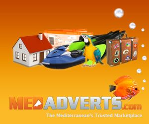 MedAdverts - The Mediterranean's Trusted Marketplace