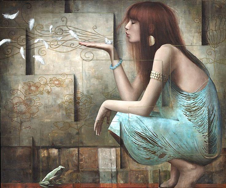 Pinzellades al món: L'art de Sergio Cerchi: poètica de les formes