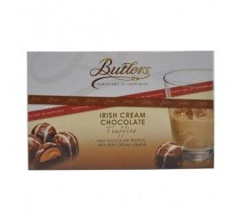 Butler's Irish Cream Chocolate Truffles
