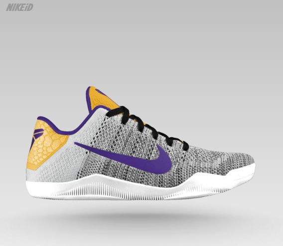 Kobe Bryant and Nike have worked together since Since then, there's been  countless memories and 11 signature shoes. Kobe 11 is on Nike iD and here's  50