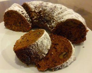 Vegan Yemekler: Ayva recelli kek