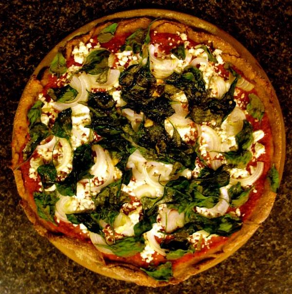 Whole Wheat Quinoa Pizza Dough | Tricia's Organic Recipe Journal