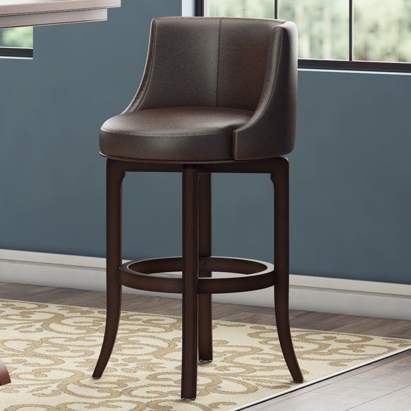 Croskey Swivel Bar Extra Tall Stool In 2020 Swivel Bar Stools