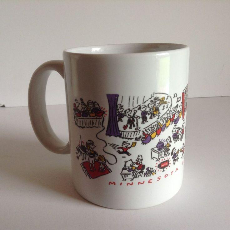 Minnesota Public Radio Coffee Cup Mug made in USA