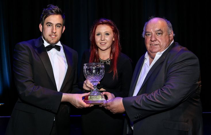 Pictured: Paul O'Connor, organiser of Limerick's Got Talent, Shannon Garvey, Limerick's Got Talent 2014 winner and Mike O'Connor, organiser of Limerick's Got Talent. Picture by: David Woodland. The...