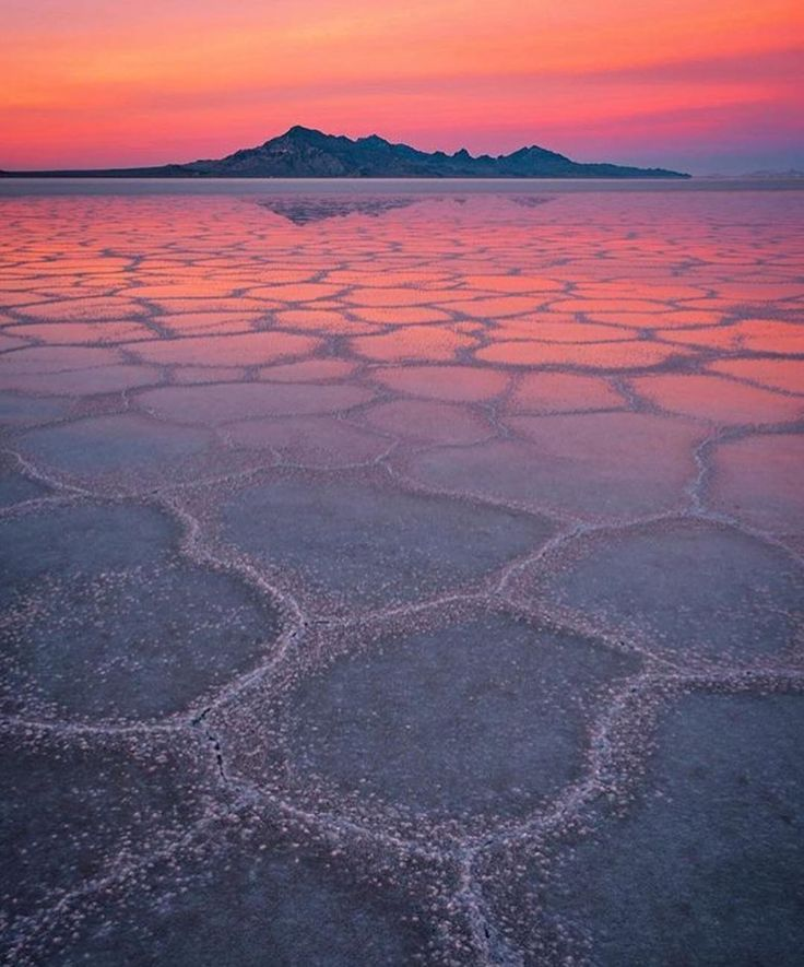 Bonneville Salt Flats - Utah. Follow @wonderful_america for stunning American landscape!!! Picture by @ienjoyhiking by wonderful_places