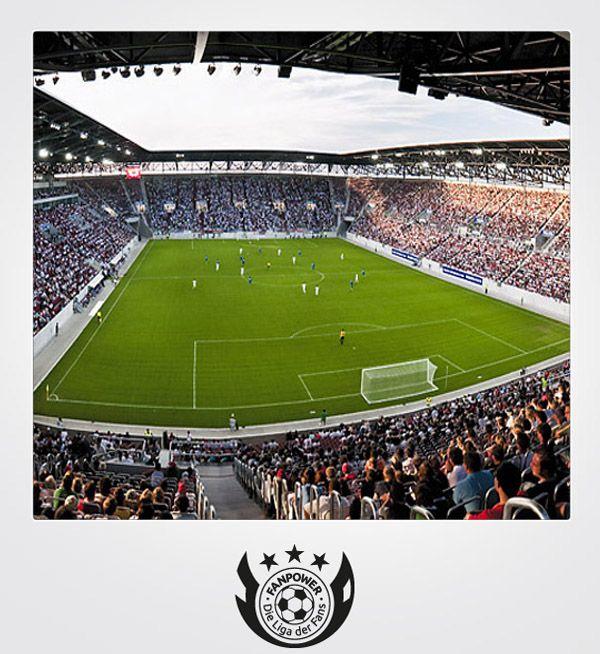 SGL Arena | Augsburg | Club: FC Augsburg | Capacity: 30,660