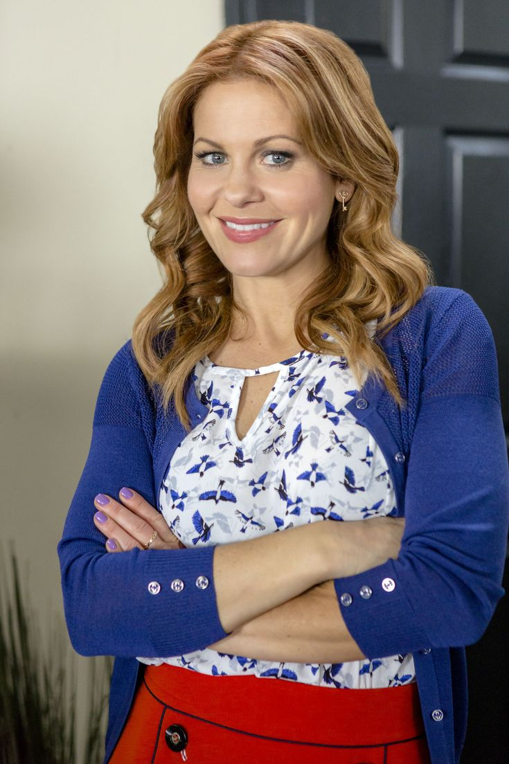 """Check out photos from the Hallmark Movies & Mysteries movie """"Three Bedrooms, One Corpse: An Aurora Teagarden Mystery,"""" starring Candace Cameron Bure and Marilu Henner."""