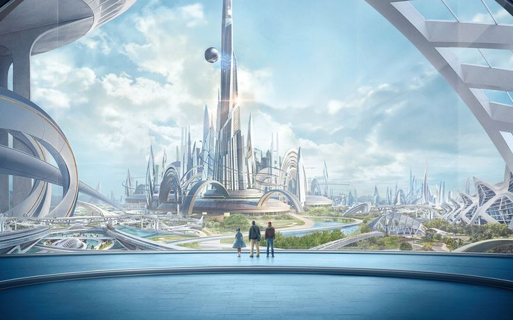 Tomorrowland Movie 2015 - Bing Images