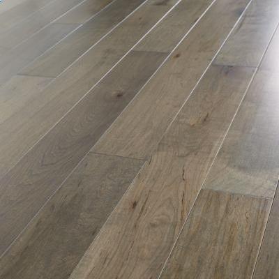 Maple Cannon Beach Hardwood Floor Coquitlam Home
