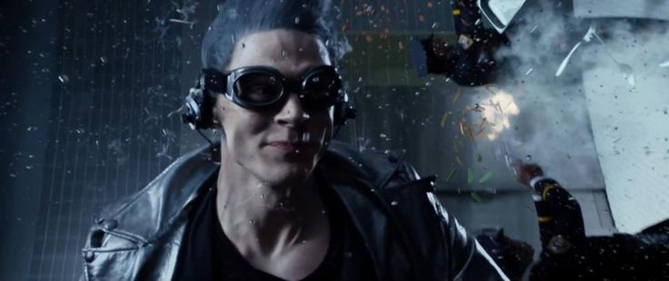 Evan Peters Returning as Quicksilver in X Men Dark Phoenix http://www.slashfilm.com/evan-peters-is-returning-as-quicksilver-in-x-men-dark-phoenix/