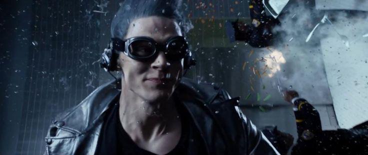 Evan Peters Returning as Quicksilver in X Men Dark Phoenix http://www.slashfilm.com/evan-peters-is-returning-as-quicksilver-in-x-men-dark-phoenix/