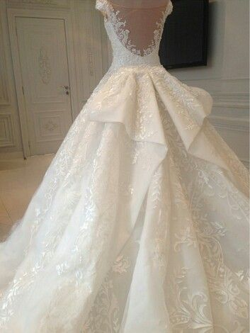 Wedding Gown By Michael Cinco