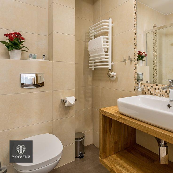 Apartament Dzwonek - zapraszamy! #poland #polska #malopolska #zakopane #resort #apartamenty #apartamentos #noclegi #bathroom #łazienka