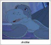 Archie / En busca del Valle Encantado / The Land Before Time / Don Bluth / Amblin
