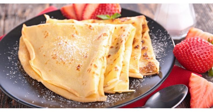 Pancakes are not just for Pancake Day, you can eat them all year round. Try our easy pancake recipe, plus our recipe for American pancakes too.