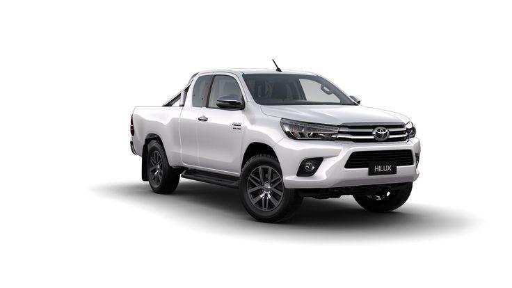Toyota HiLux 4x4 SR5 Extra-Cab Pick-up  | Cootamundra Toyota  Customise