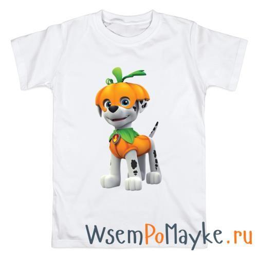 Мужская футболка Щенячий патруль Маршал купить в интернет магазине WsemPoMayke.Ru http://wsempomayke.ru/product/manshort/1074784  Доставка по России курьером или почтой, оплата при получении. Посмотреть размеры и цену > http://wsempomayke.ru/product/manshort/1074784