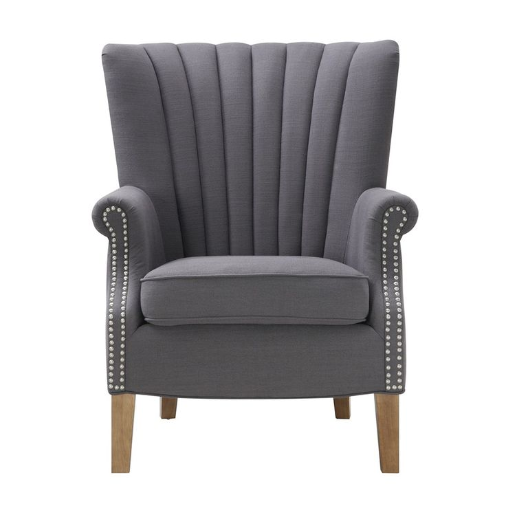Audrey Occasional Chair Grey