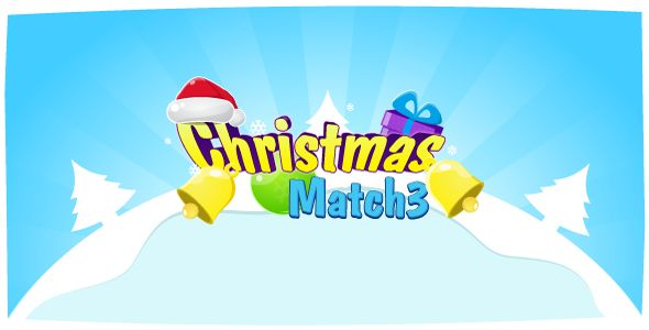 Christmas Match3 - HTML5 game. Construct2 (.capx) + leaderboard API #Android, #AndroidGame, #BrowserGame, #Capx, #Construct2, #Flikes, #Game, #Html5, #Html5Game, #Ios, #IOSGAME, #Match3, #Mobile, #MobileGame, #Touch, #WebGame https://goo.gl/KOdAXB