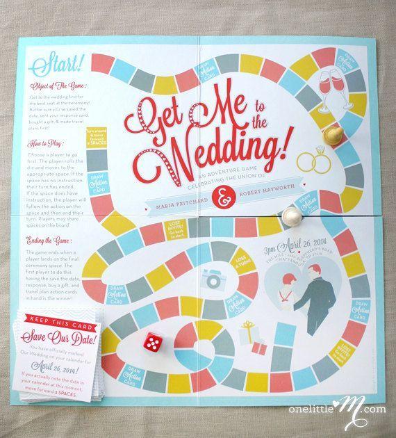 Best 20+ Board Game Wedding Ideas On Pinterest