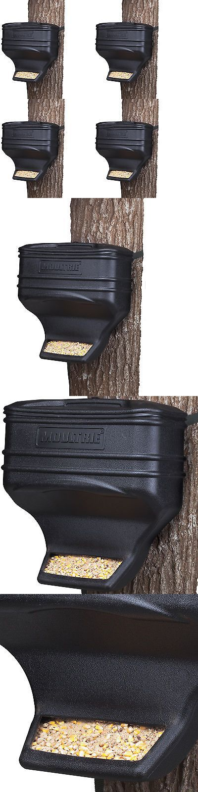 Game and Trail Cameras 52505: (4) Moultrie Feed Station Food Dispensing Gravity Deer Feeder Kits | Mfg-13104 -> BUY IT NOW ONLY: $94.99 on eBay!