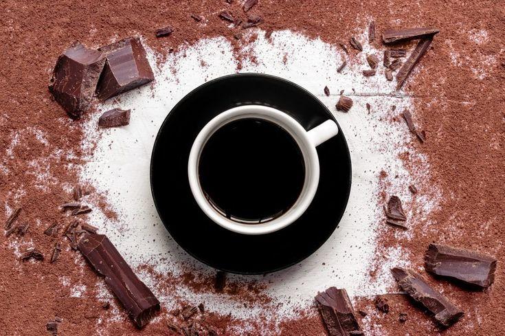 Black Coffee, Coffee Coffee, Coffee Time, Tea Time, Cacao Recipes, Organic Brand, Dark Chocolate Bar, Cacao Beans, Chocolate Flavors