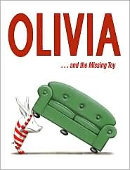 Olivia . . . and the Missing Toy + more Olivia Books for Miss K.