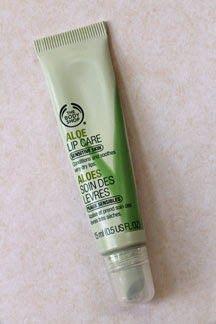 Bite Agave Lip Mask Dupe?!?! – The Body Shop's Aloe Vera Lip Care | MakeUpGuineaPig