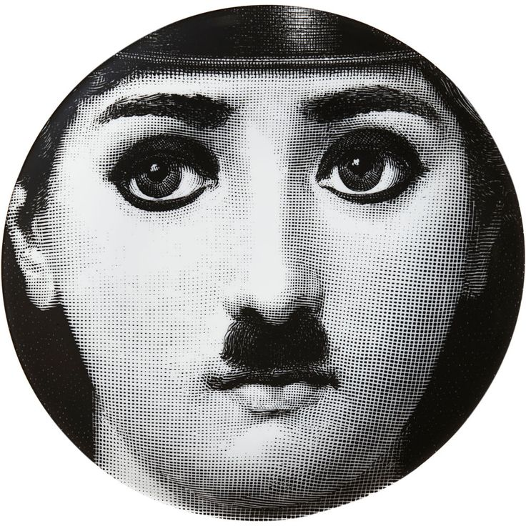 Patrick Mauries Fornasetti.  Wow what a gifted artist!