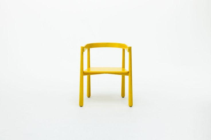 Homerun Armchair by Sylvain Willenz for Karimoku New Standard. Available from Stylecraft.com.au