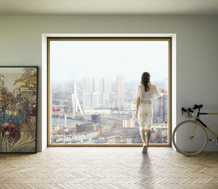 Best 25+ Large windows ideas on Pinterest | Brick ...