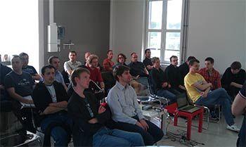 Google Devfest, thématique jeu vidéo et Google PlatfPlatform - Porté par Valenciennes Métropole et le GDG hi-pic ce rendez-vous s'adresse aux étudiants, développeurs et chefs d'entreprises passionnés par les technologies Google et/ou de jeu vidéo.