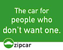 Zipcar.com  Helping to create a generation who believes in access over ownership