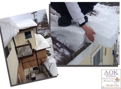 FYI... AOK has been featured on the New VR demonstrating the safe removal of rooftop ice dam formations back in 2002. An encore honorable mention again in February 2014 on CTV Barrie News at 6, reminding homeowners of the importance this season of rooftop care and maintenance. We have been proudly recommended by Hydro 1 and many local Electricians along with our own amazing customers.  Just ask around!