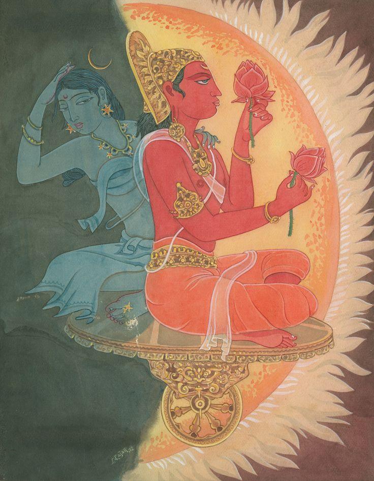 Surya e Chaaya, S. Rangarajam