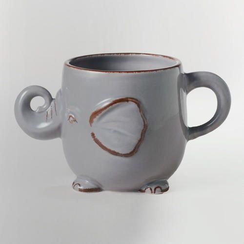 Super cute Elephant Mug on sale now for $3.99