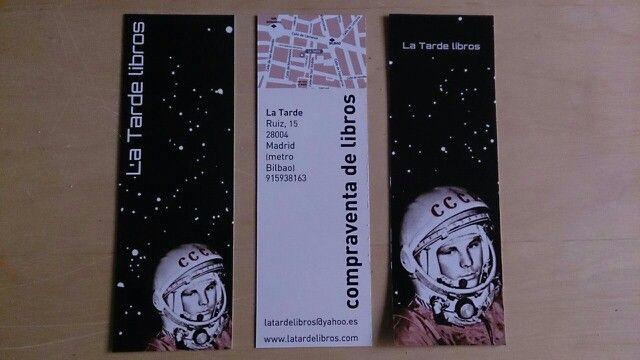 Marcalecturas La Tarde Libros.